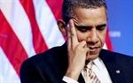 Uy tín của Tổng thống Mỹ sụt giảm