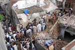 Sập thánh đường tại Pakistan, 24 người chết