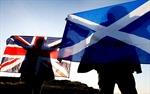 Hơn 4 triệu người Scotland đăng ký bỏ phiếu trưng cầu dân ý độc lập