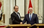 Pháp sẵn sàng tăng cường hỗ trợ quân sự cho Iraq