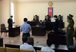 Triều Tiên kết án công dân Mỹ lao động khổ sai
