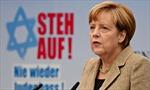 Đức kiên quyết chống chủ nghĩa bài Do Thái