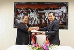 Việt Nam và CH Kiribati thiết lập quan hệ ngoại giao