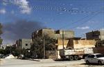 Máy bay lạ tấn công kho vũ khí ở Libya