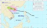 Tối nay, bão số 3 đổ bộ Quảng Ninh-Hải Phòng