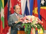 Chủ tịch Quốc hội Nguyễn Sinh Hùng phát biểu tại AIPA lần thứ 35