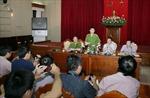 Thông tin chính thức vụ khống chế con tin ở Thanh Xuân Bắc
