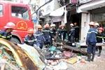 Hỗ trợ gia đình nạn nhân vụ hỏa hoạn chết 7 người