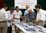 Kết quả cuộc thi ảnh nghệ thuật Hà Nội lần thứ 44
