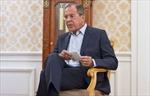 Ngoại trưởng Nga: NATO đẩy Kiev vào kịch bản cưỡng chế
