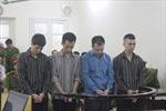 Phạt tù bốn công an xã dùng nhục hình làm chết người