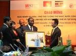 Khả năng hợp tác đầu tư với Uganda