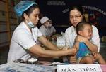Tiêm miễn phí 5 triệu liều vắcxin phối hợp sởi-rubella