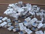 Cảnh báo thuốc lá nhập lậu mất an toàn
