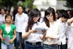 Các trường xác định môn thi xét tuyển vào ĐH-CĐ 2015 trước ngày 15/10