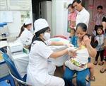 Bảo đảm an toàn khi tiêm chủng vắcxin sởi - rubella