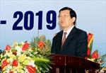 Chủ tịch nước dự Đại hội đại biểu toàn quốc Hội Luật gia Việt Nam XII