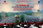 Thông xe toàn tuyến cao tốc Nội Bài – Lào Cai