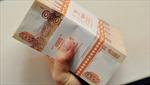 21 ngân hàng lén chuyển tiền khỏi Nga