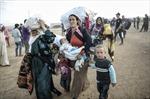 Khủng bố IS áp sát thành phố Syria