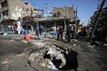 IS liều lĩnh tấn công căn cứ quân sự Iraq