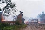 Nổ nhà máy pháo hoa Trung Quốc, 12 người chết