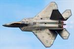 Syria là chiến trường đầu tiên của F-22 Raptor