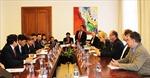 Nối lại quan hệ trực tiếp hai bộ tư pháp Việt-Séc