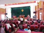 Hải Dương: Xét xử nhóm mang quan tài gây rối ủy ban xã