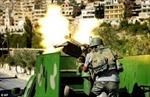 Quân đội Syria giành lại Đông Bắc Damascus