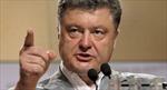 Tổng thống Poroshenko muốn Ukraine gia nhập các liên minh quân sự