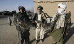 Taliban chặt đầu 12 thân nhân cảnh sát Afghanistan