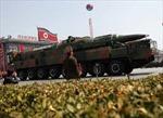Triều Tiên phát triển tên lửa đạn đạo tầm xa di động