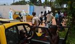 Gần 3.100 người tử vong do dịch Ebola
