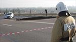 Ô tô sụt hố tử thần ở Crimea, 6 người chết