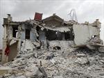 Mỹ không kích nhà máy khí đốt chính Syria