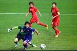 ĐT bóng đá nữ Việt Nam dừng bước