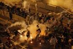 Hình ảnh biểu tình ở Hong Kong