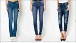 Ba kiểu quần jeans nữ bạn nên có