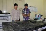 Bắt 4 đối tượng vận chuyển 161 bánh heroin tại Mộc Châu