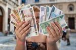 Cuba xem xét khả năng phát hành thêm tiền mặt