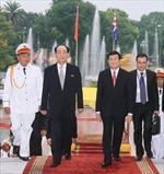 Triều Tiên khẳng định tăng cường quan hệ với Việt Nam