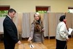 Latvia tiến hành tổng tuyển cử