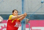 VĐV ném búa Trung Quốc mất 'vàng' vì dính doping