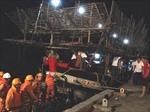 Cứu nạn an toàn thuyền viên nước ngoài bị đau tim