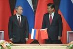 Nga, Trung và cuộc cạnh tranh chiến lược ở Trung Á