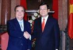 Triển khai hợp tác nông nghiệp với Nhật Bản