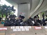 Hong Kong: Những hình ảnh hiếm thấy từ một cuộc biểu tình