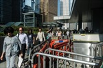 Chính quyền Hong Kong gặp người biểu tình vào 10/10