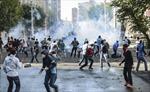 Thổ Nhĩ Kỳ ra lệnh giới nghiêm do làn sóng biểu tình chống IS